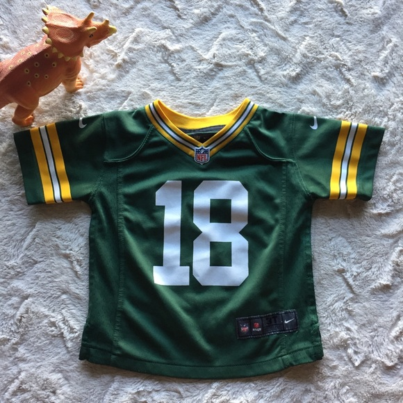 toddler packers jersey